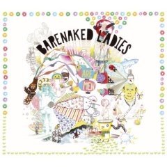 Barenaked Ladies Are Men Album