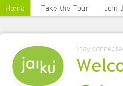 Jaiku - micro-blogging