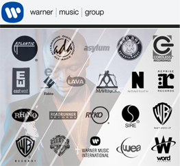 warner Warner Music putting video archives online for free