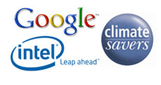 climate savers computing in Google, Intel, other tech companies, launch initiative to improve energy efficiency