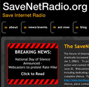 save net radio1 Internet Radio stations declare Day of Silence on June 26