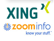 Xing partners with Zoominfo