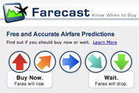 farecast msn MSN to offer Farecasts predictive technology on buying airline tickets