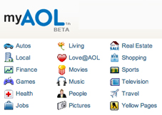 myaol beta AOL introduces new myAOL beta