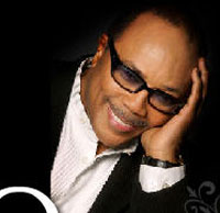 quincy jones Quincy Jones premieres video podcast series