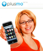plusmo iPhone gets 20,000 widgets from Plusmo