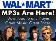 wal-mart music downloads