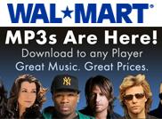 wal-mart music downloads