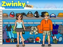 zwinky Zwinky avatars come to life with Zazzle