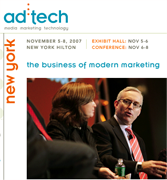 adtech Universal McCann CEO Nick Brien, Arianna Huffington added to roster of speakers for ad:tech New York