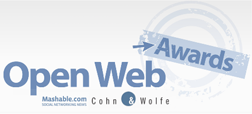 openwebawards Open Web Awards... nominate your favorites