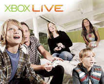 xbox Microsoft announces next wave of social fun as Xbox LIVE turns five