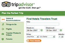 tripadvisor TripAdvisor now carries destination videos from GeoBeats