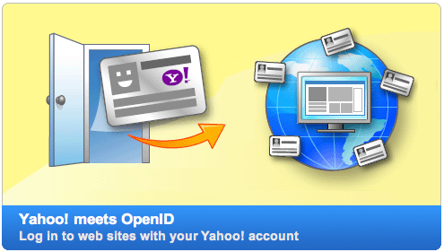 yahooid Yahoo! supports OpenID
