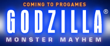 godzilla ProGames Network brings Godzilla to mobile gamers