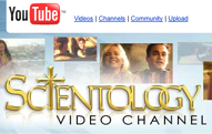 scientology Church of Scientology launches YouTube Channel
