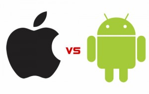 Android iOS 300x189 iOS vs. Android Development