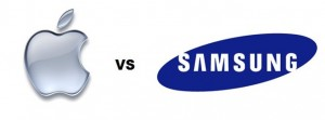 Apple vs Samsung 300x111 Apple To Sue Samsung Over Redesigned 10.1N Tablet