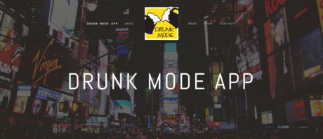 Drunk Mode Mobile App