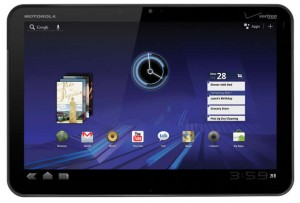 Motorola XOOM 300x203 Verizon To Release Motorola Droid Xyboard Tablets This Month