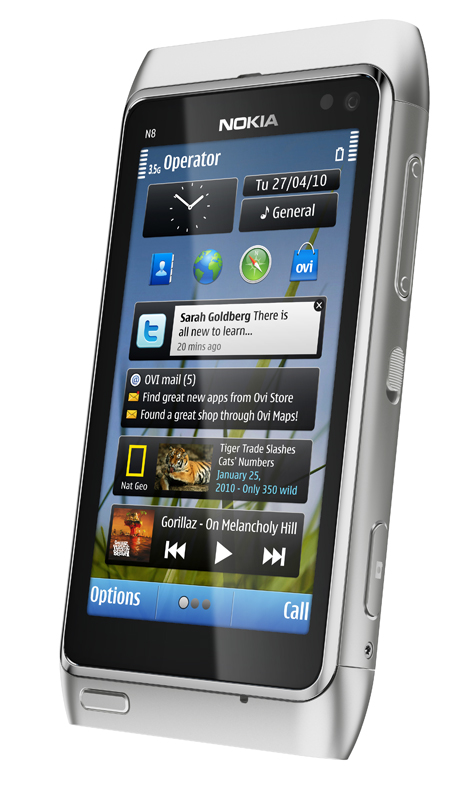 Nokia N8 04 Nokia N8 Comes Out of Hiding, Can it Save Nokia?