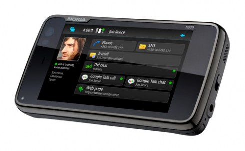 Nokia N900 20 lowres 490x302 Just in Time for Christmas, Nokia N900 Goes On Sale for $649