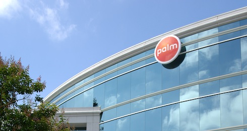 Palm HQ sign 2 HP Buys Palm for $1.2 Billion, Can it Bring Back the Glory Days of WebOS?