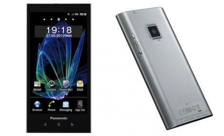Panasonic Eluga 460x279 Panasonic to Introduce Eluga To Europe