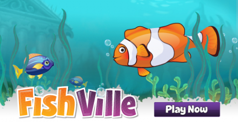Screen shot 2009 11 07 at 8.15.14 PM 490x252 FishVille Joins the Facebook Social Game Mania