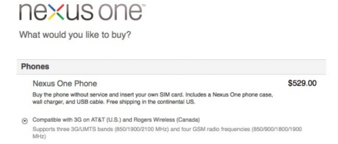 Screen shot 2010 03 17 at 4.18.00 AM1 490x209 Google Now Selling Unlocked Nexus One for AT&T, Ships to Canada Too
