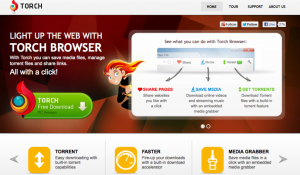 Torch Browser 930x545 300x175 New Web Browser has Built in Torrent Client