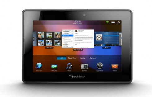 blackberryplaybookout 490x315 Blackberry Playbook: The Price Isnt Right