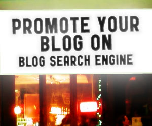 bse p 300 Effective Blog Promotions with Blog Search Engine