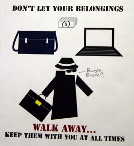 burglar poster 275x300 TechCrunch to Twitter: weve got the stolen goods, what should we do with them?