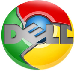 dellchromelogo Is Dell Creating A Google Chrome Laptop?