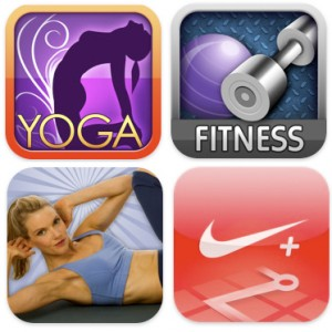 fitness apps1 300x300 Mobile Tech Makes Health and Fitness a Piece o Cake … so to speak
