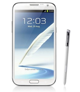 Samsung Announces Galaxy Note 2