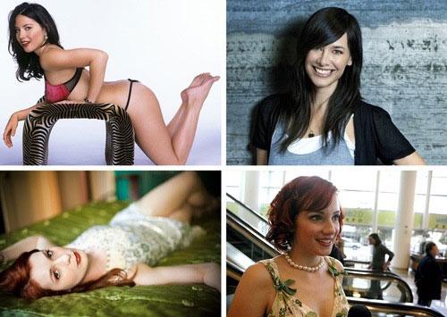 The Hottest Geek Girls