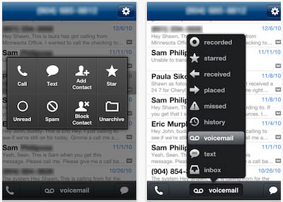 google voice 2 Google Voice App Finally Back To iTunes Fixing iOS5 Crash Bug
