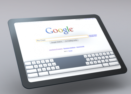 google tablet 460x331 Rumored Google Tablet Could be Out By May