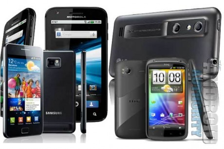 hardware diversity 460x306 Why Android OS Is Still Better Than iOS5?