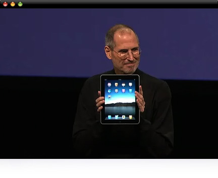 hero20100127 Apple iPad Launch Video Available Now