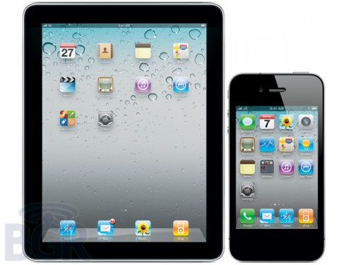 iPhone iPad home button 490x375 Would You Buy A Buttonless iPhone Or iPad?