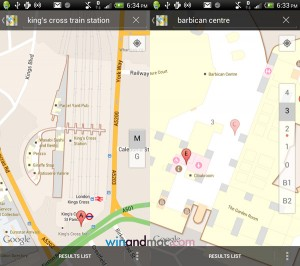 indoor maps 300x266 Google Releases Indoor Mapping Service in The UK