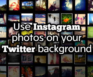 instabg 300 InstaBG your Twitter feed