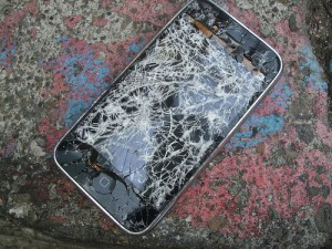 iphone cracked 300x225 UK 0870 iPhone app gets green light after O2/BT back down (allegedly)