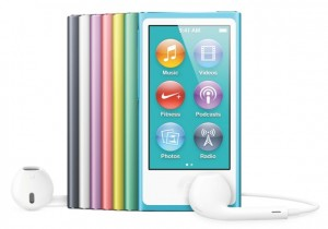 ipodnano 300x210 Apple Announces New iPod Touch, iPod Nano