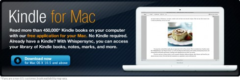 kindle for mac tcg. V216904008  489x164 Amazon Outs Kindle for Mac App