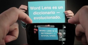 lens 300x156 Translation App Word Lens Now Available For Android Devices