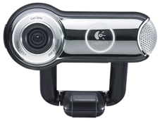 logitech Logitech unveils Mac compatible webcam... better late than never